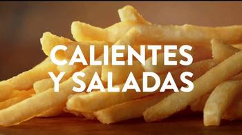 Jack in the Box 4 por $4 TV Spot, 'Más tacos' [Spanish] - Thumbnail 7