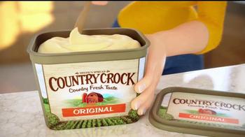 Country Crock TV Spot, 'Tu pequeño vegetalosaurio' [Spanish] - Thumbnail 4