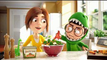 Country Crock TV Spot, 'Tu pequeño vegetalosaurio' [Spanish] - 3174 commercial airings