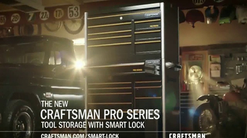Craftsman Pro Series Tool Storage With Smart Lock TV Spot, 'Dad's Advice' - Thumbnail 2