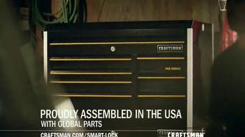 Craftsman Pro Series Tool Storage With Smart Lock TV Spot, 'Dad's Advice' - Thumbnail 8