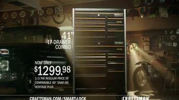 Craftsman Pro Series Tool Storage With Smart Lock TV Spot, 'Dad's Advice'