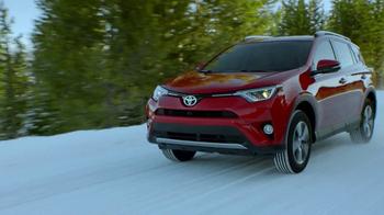 Toyota TV Spot, 'Winter Wonderland' [T1] - Thumbnail 1