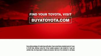 Toyota TV Spot, 'Winter Wonderland' [T1] - Thumbnail 10