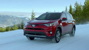 Toyota TV Spot, 'Winter Wonderland' [T1] - Thumbnail 2