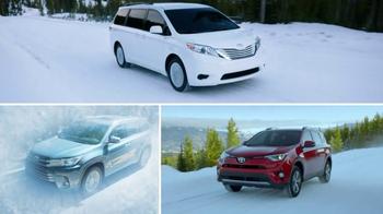 Toyota TV Spot, 'Winter Wonderland' [T1] - Thumbnail 3