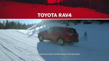 Toyota TV Spot, 'Winter Wonderland' [T1] - Thumbnail 4
