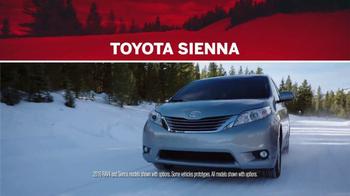 Toyota TV Spot, 'Winter Wonderland' [T1] - Thumbnail 5