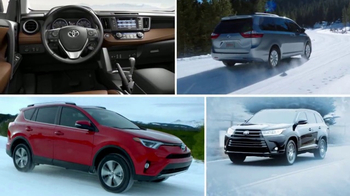 Toyota TV Spot, 'Winter Wonderland' [T1] - Thumbnail 6