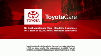 Toyota TV Spot, 'Winter Wonderland' [T1] - Thumbnail 9