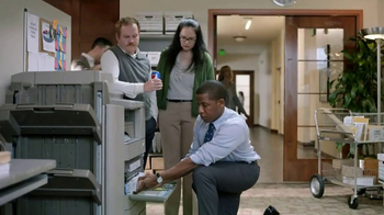 Pepsi TV Spot, '#BreakOutThePepsi: Printer' Featuring Stephen Gostkowski - Thumbnail 1