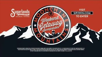 2017 Moonshine and Mountains Sweepstakes TV Spot, 'Weekend Getaway' - Thumbnail 7