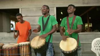Belize Tourism Board TV Spot, 'Drummers'