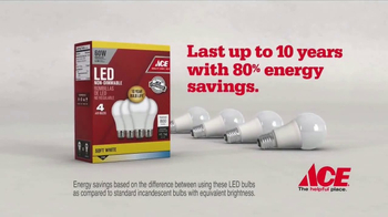 ACE Hardware TV Spot, 'Light Bulb Confusion' - 2305 commercial airings
