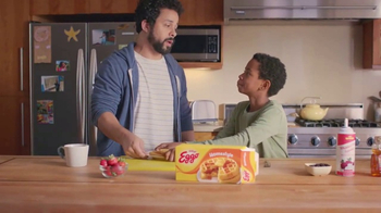 EGGO Waffles TV Spot, 'EGGO Rule No. 94: Father and Son' - Thumbnail 2