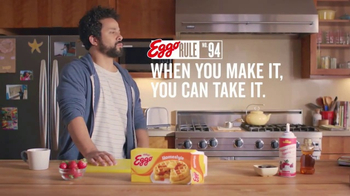 EGGO Waffles TV Spot, 'EGGO Rule No. 94: Father and Son' - Thumbnail 7