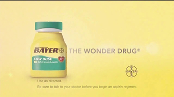 Bayer Low Dose TV Spot, 'Without Warning' - Thumbnail 9
