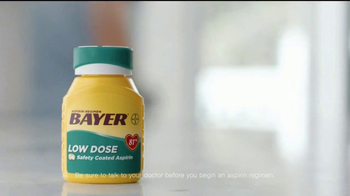 Bayer Low Dose TV Spot, 'Without Warning' - Thumbnail 8