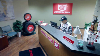 General Tire TV Spot, 'Skeet and Edwin's Reel Job: Out of Offish' - Thumbnail 1