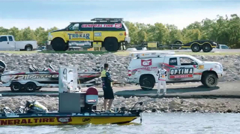 General Tire TV Spot, 'Skeet and Edwin's Reel Job: Out of Offish' - Thumbnail 9