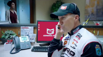General Tire TV Spot, 'Skeet and Edwin's Reel Job: Out of Offish' - Thumbnail 6
