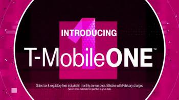 T-Mobile One TV Spot, 'Daughter' - Thumbnail 6