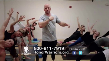 Wounded Warrior Project TV Spot, \'Honor & Empower\'
