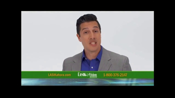 The LASIK Vision Institute TV Spot, 'Cambió mi vida' [Spanish] - Thumbnail 1
