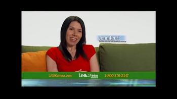 The LASIK Vision Institute TV Spot, 'Cambió mi vida' [Spanish] - Thumbnail 7
