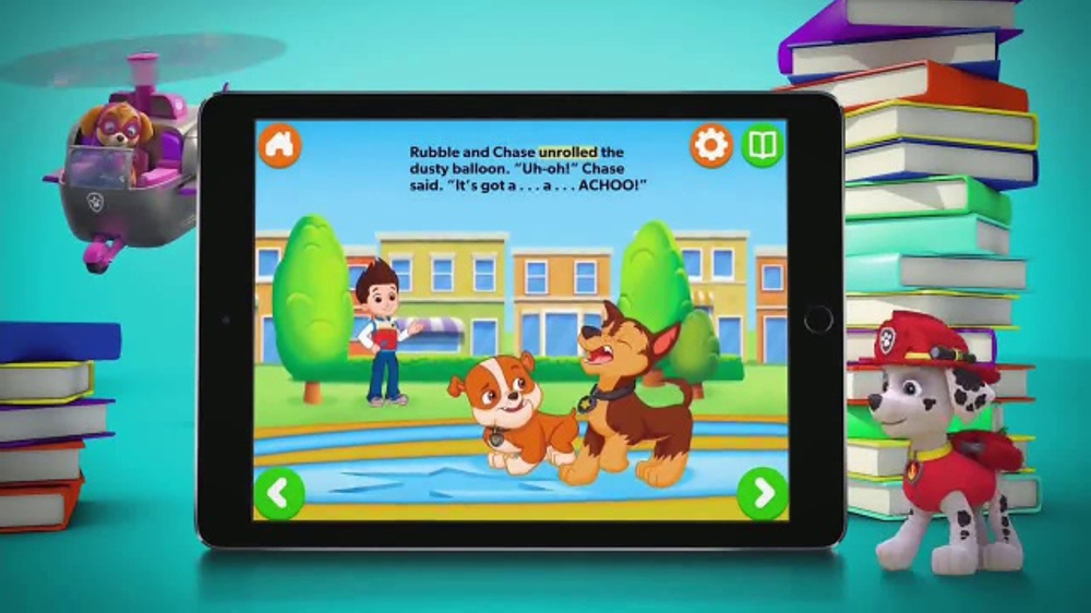 Nick Jr. Books TV Commercial, \'Paw Patrol\' - iSpot.tv