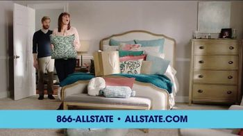 Allstate TV Spot, 'Pillows' - 1047 commercial airings