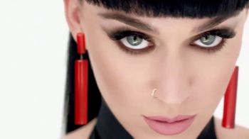 CoverGirl Outlast All-Day TV Spot, 'Desaparece' con Katy Perry [Spanish] - 906 commercial airings