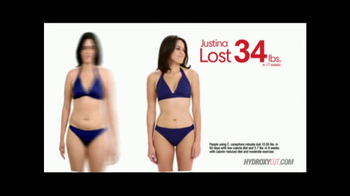 Hydroxy Cut TV Spot, 'Real Weight Loss Transformations'