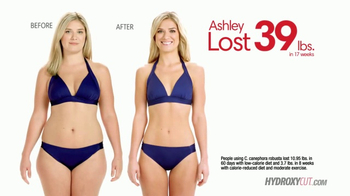 Hydroxy Cut TV Spot, 'Ashley Reclaimed Her Closet With Hydroxy Cut' - Thumbnail 8