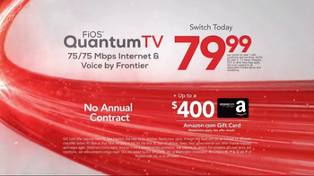 Fios Quantum TV TV Spot, 'The Extension Cord' - Thumbnail 7