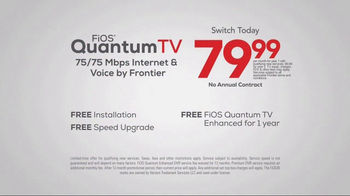 Fios Quantum TV TV Spot, 'The Extension Cord' - Thumbnail 6