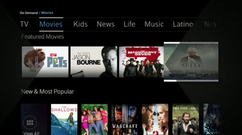 XFINITY On Demand TV Spot, ''Get Your Movies Here' Song by Goldfrapp - Thumbnail 10