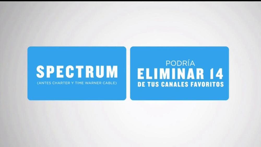 NBC Universal TV Commercial, 'Spectrum podr??a eliminar canales'