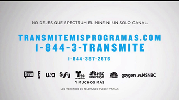 NBC Universal TV Spot, 'Spectrum podría eliminar canales' [Spanish] - Thumbnail 7
