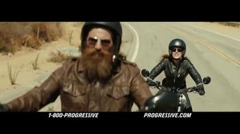 Progressive TV Spot, 'Motorcycle Misunderstanding' - Thumbnail 7