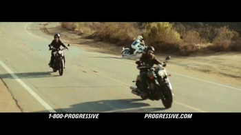 Progressive TV Spot, 'Motorcycle Misunderstanding' - Thumbnail 6
