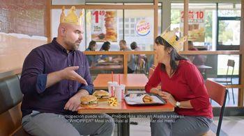 Burger King TV Spot, 'Mejor oferta' [Spanish] - 922 commercial airings