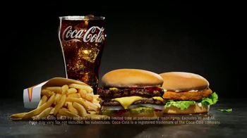 Carl's Jr. $4 Real Deal TV Spot, 'These Four Things' - Thumbnail 6
