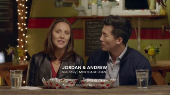 SoFi Home Loan TV Spot, 'Jordan & Andrew Buy Their First Home'