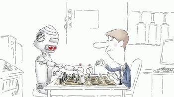 Robot Chess Player thumbnail