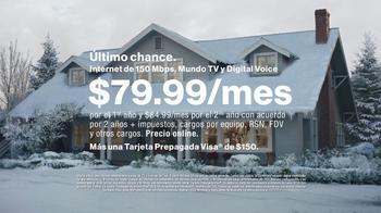 Fios by Verizon TV Spot, 'Salto' [Spanish] - Thumbnail 7