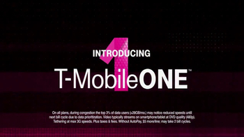 T-Mobile One TV Spot, 'Road Trip: New Offer' Featuring Ariana Grande - Thumbnail 6