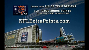 NFL Extra Points Credit Card TV Spot, 'Points on the Board' - Thumbnail 6
