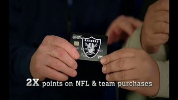 NFL Extra Points Credit Card TV Spot, 'Points on the Board' - Thumbnail 2