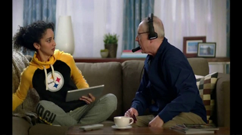 NFL Extra Points Credit Card TV Spot, 'Points on the Board' - 431 commercial airings